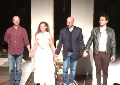 Solimano Pontarollo, Selene Gandini, Patrick Girard  e Michele Cesari